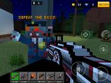 Police Double Headed Zombie