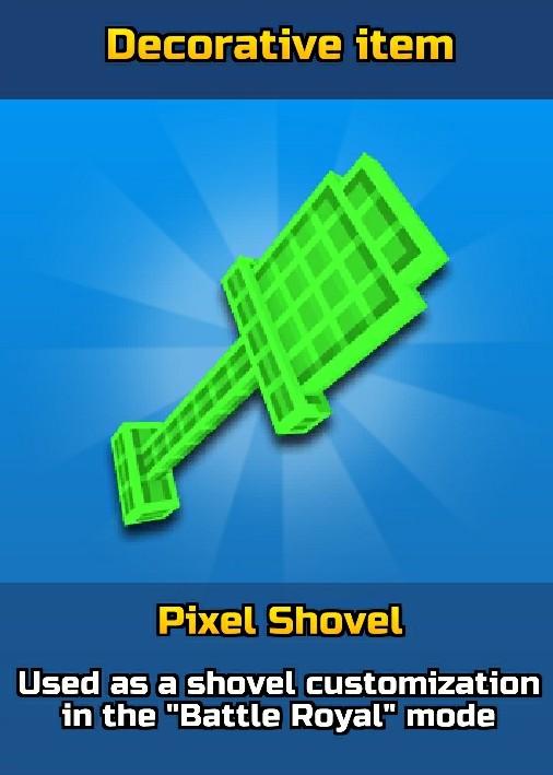 Pixel Shovel