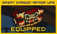 Great Dragon Armor Up2