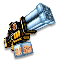 Cookie Minigun