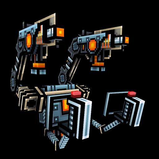 Storm Trooper Exoskeleton