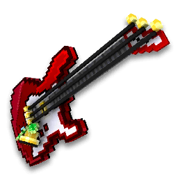 Festive Guitar
