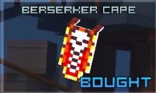 Berserker Cape