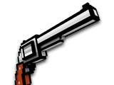 Old Revolver (PG3D)