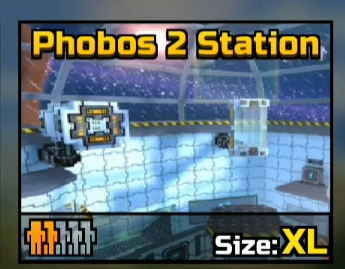 Phobos 2 Station
