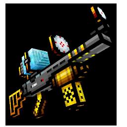 Solar Ray Rifle (PG3D)