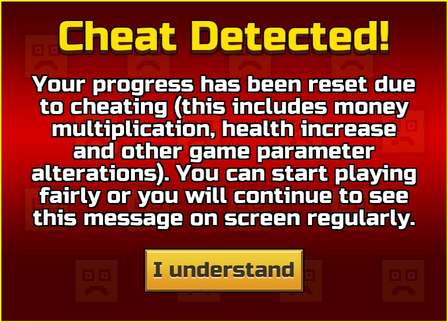 Anti-Cheat System (PG3D)