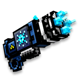 Icicle Minigun Up1 (PGW)