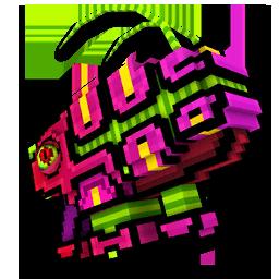 Poisonous Grasshopper