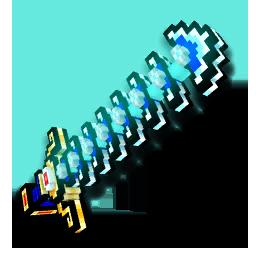 Zeus Chain-Sword