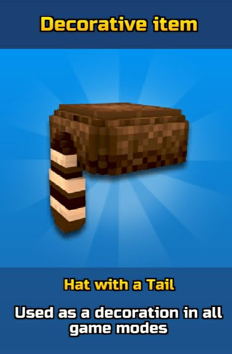 Hat with a Tail