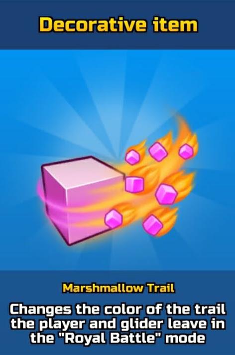 Marshmallow Trail