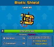 Biotic Shield