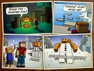 Winter Wonderland Story Comic