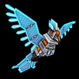 Cyber Phoenix (Pet)