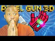 MOST POWERFUL GAUNTLET EVER! - Pixel Gun 3D
