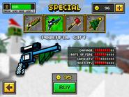 Powerful gift pixel gun 3d