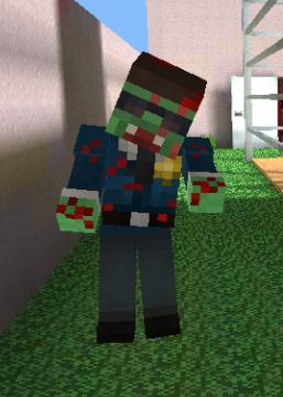 Policeman Zombie
