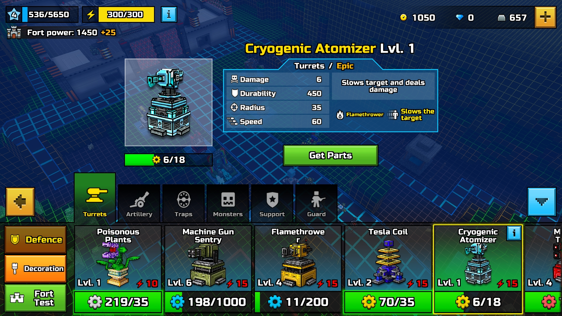 Cryogenic Atomizer