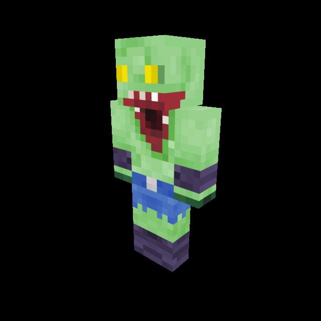 Giant Grunt Zombie