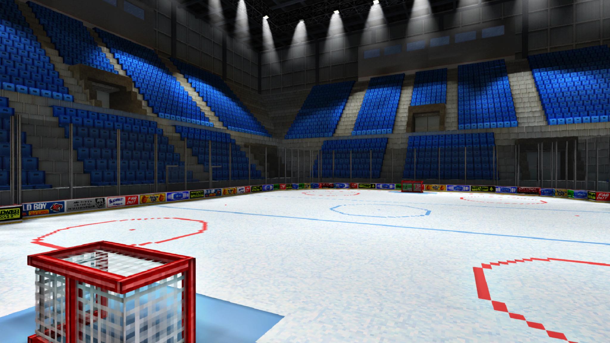 Ice Hockey Arena