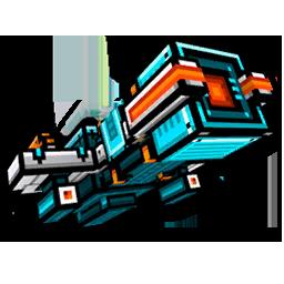 Mini Alien Spaceship