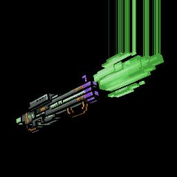 Cryptonic Blaster