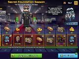 Secret Foundation Season