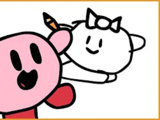 Drawing With Kirby