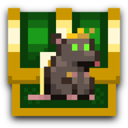 Rat King Pixel Dungeon 2