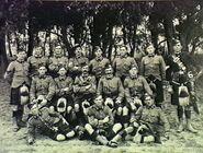 52nd Australian Infantry Battalion (Victorian Scottish Regiment) 1914