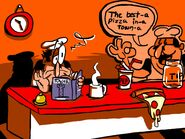 The best-a pizza in-a town-a