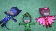 PJ Masks relaxing