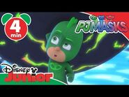 PJ Masks - Gekko and the Rock of All Power! - Disney Junior UK