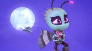 Moth and happy Motsuki