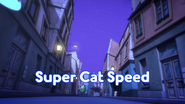 Super Cat Speed