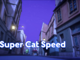 Super Cat Speed/Quotes