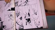 Possible japanese manga refrence