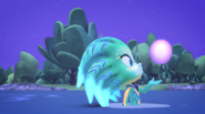 More touch the glowy orb?