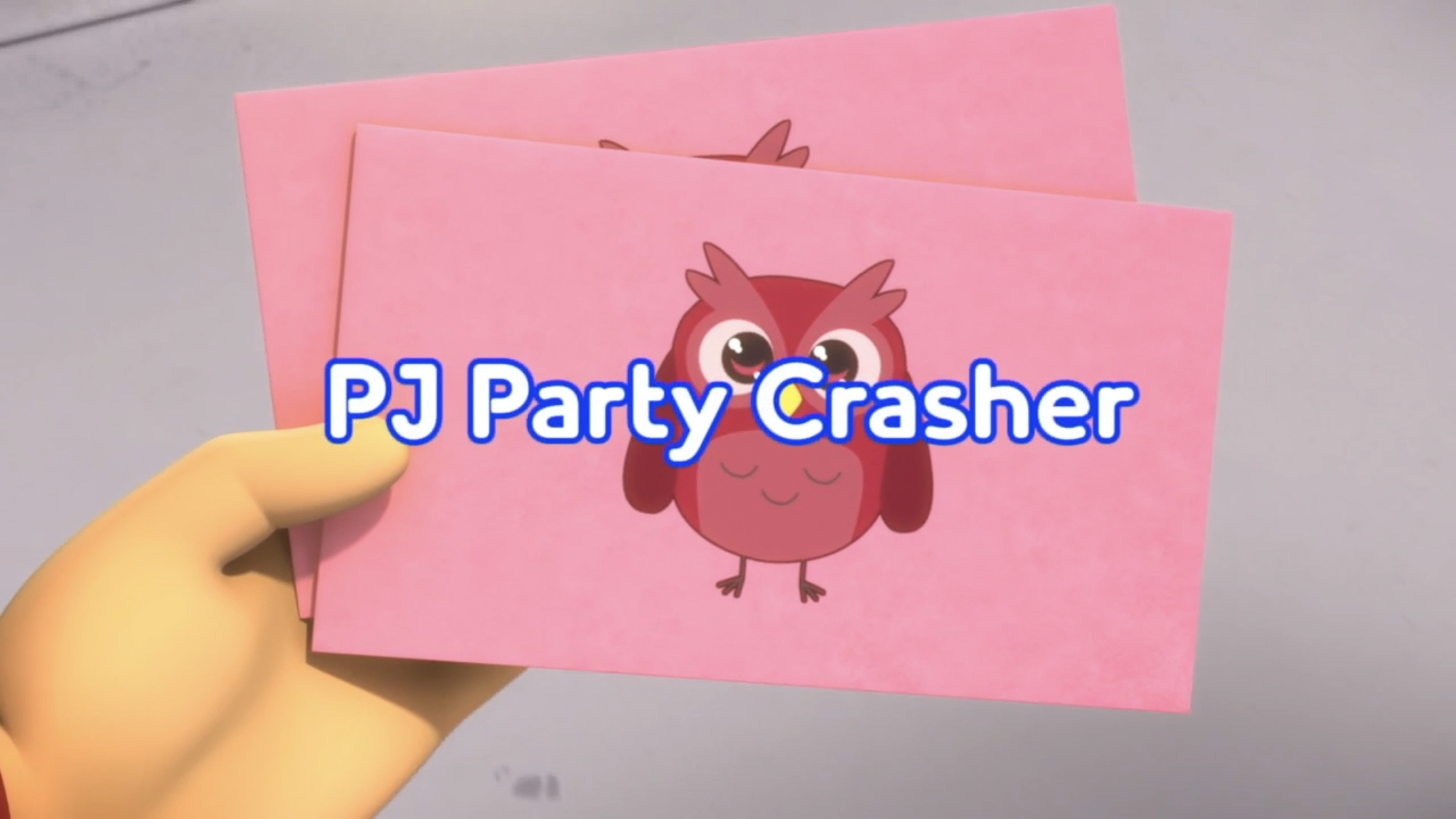 PJ Party Crasher