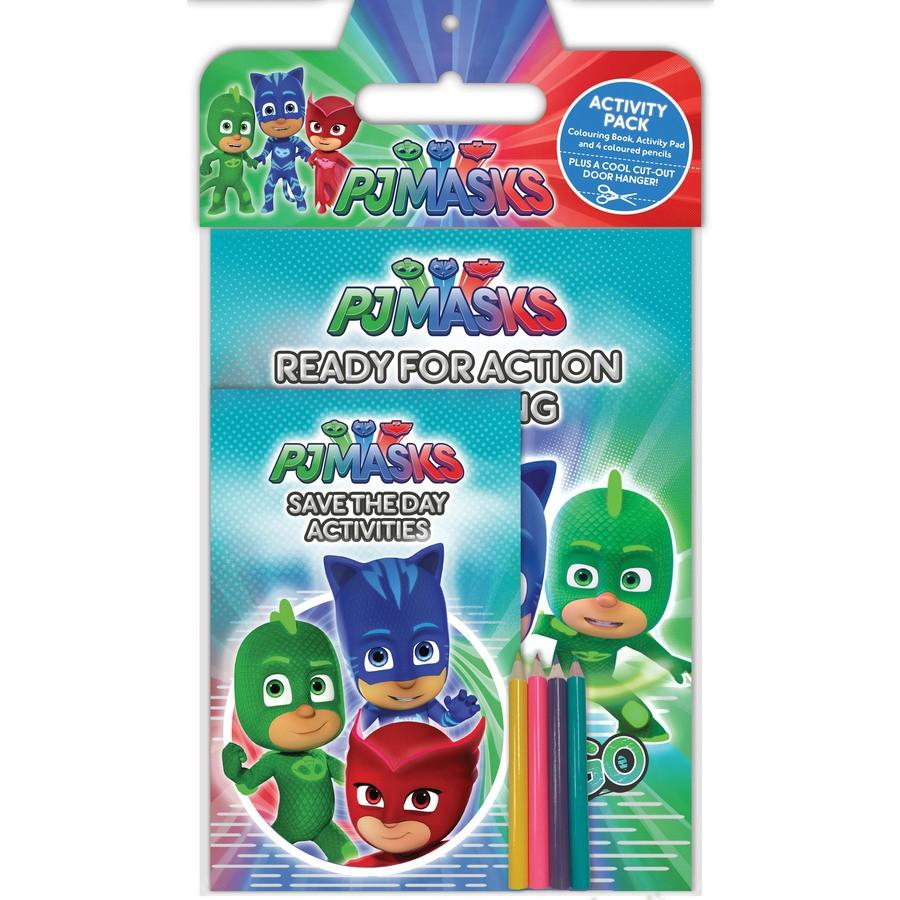 PJ Masks Activity Pack