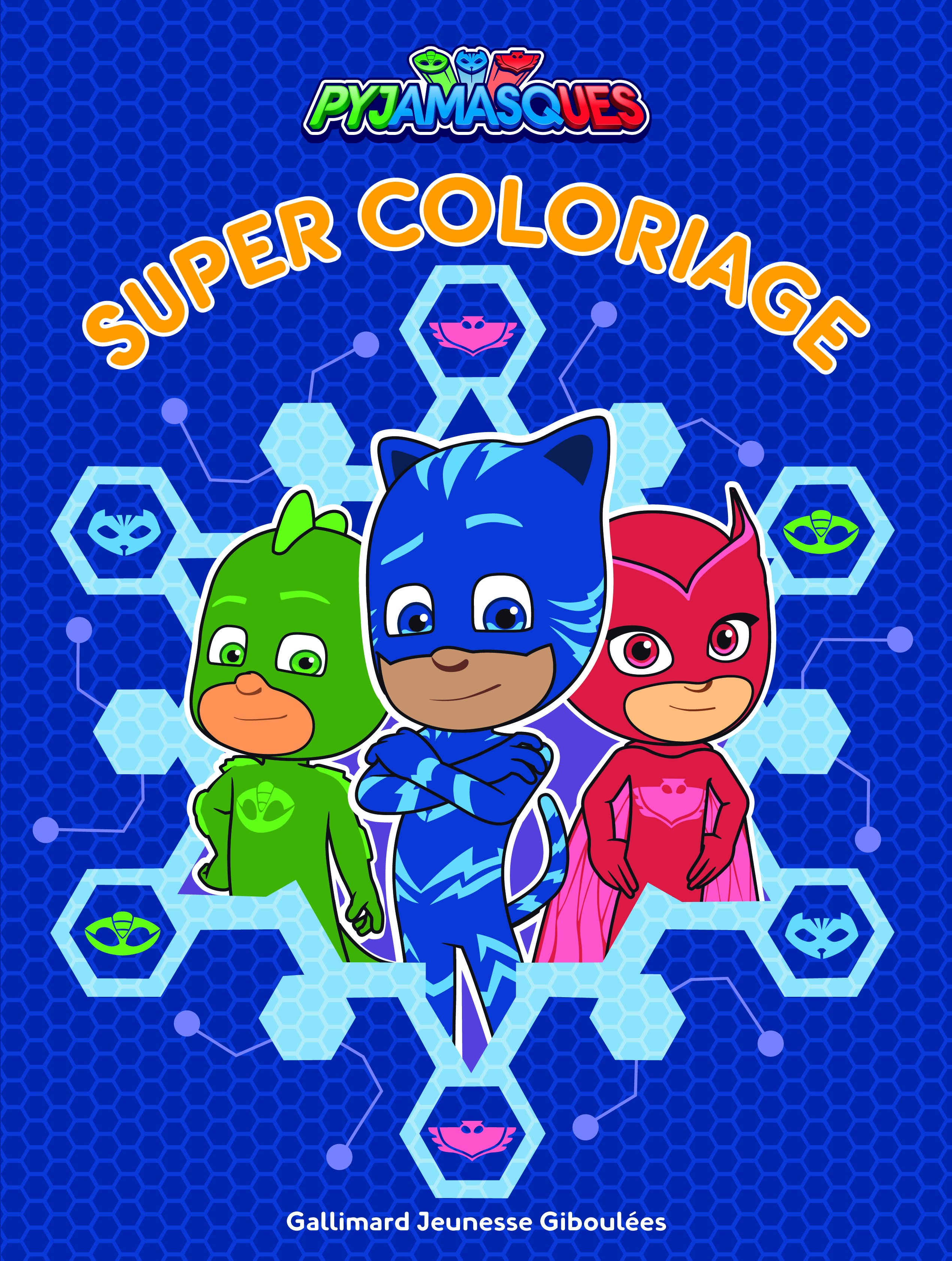 Super coloriage Pyjamasques