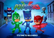 PJ Masks Season 1 Promotional Poster 2