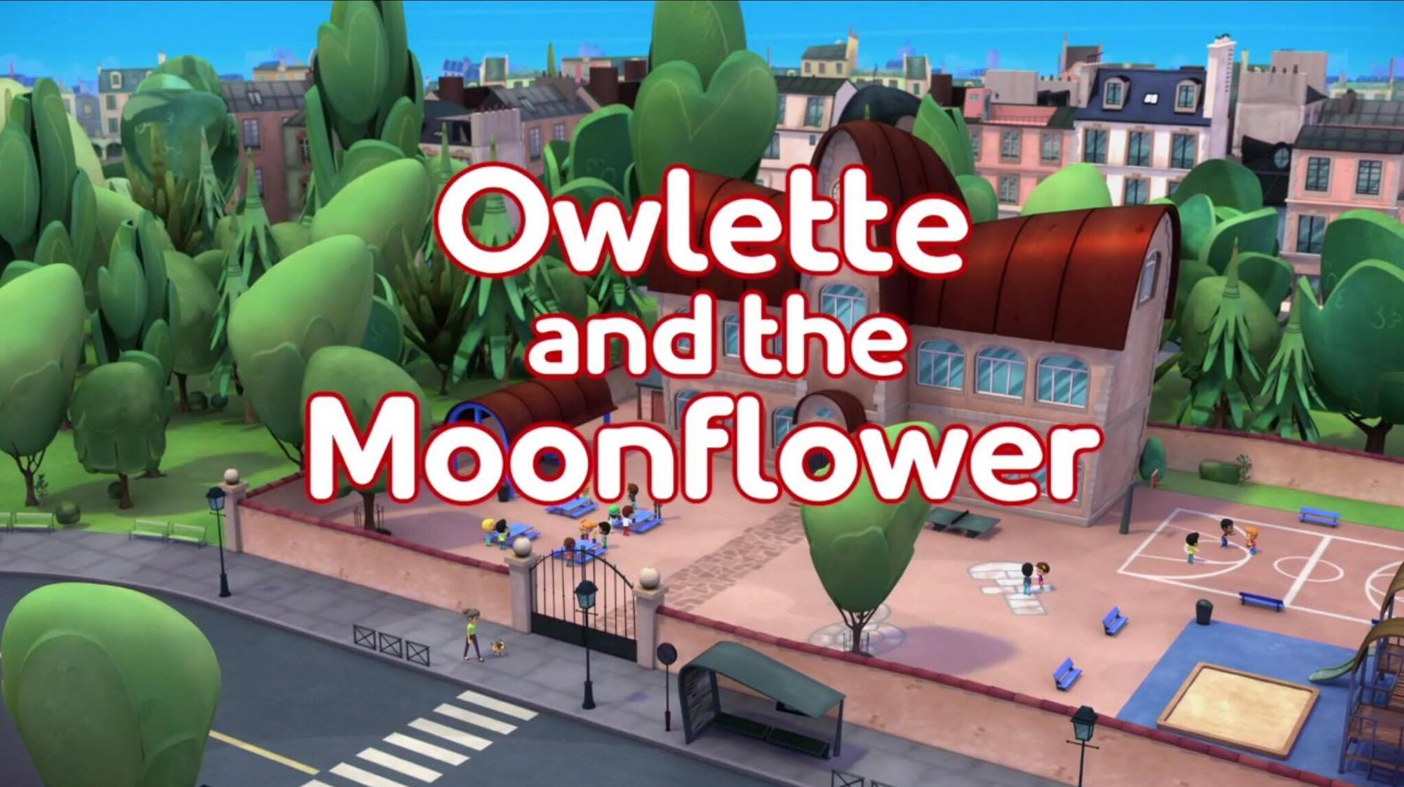 Owlette and the Moonflower