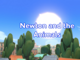 Newton and the Animals