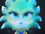 Octobella (character)/Trivia