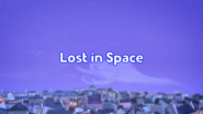 Lost in Space Title Card