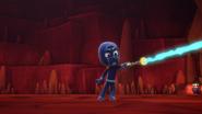Night Ninja space lazer
