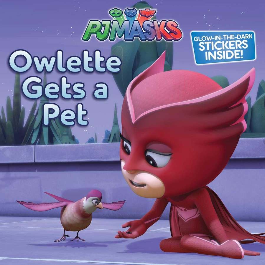 Owlette Gets a Pet