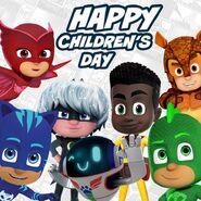 PJ Masks Children's Day
